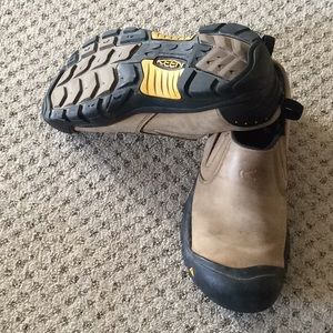 Keen brixons insulated